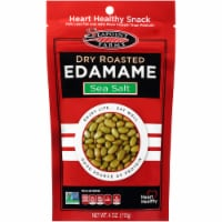 Seapoint Farms Lightly Dry Roasted Sea Salt Edamame