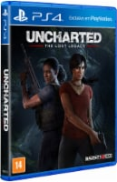 Uncharted: Lost Legacy (PlayStation 4)