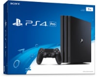 PlayStation®4 Pro 1TB Game Console - Black