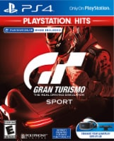 Gran Turismo Sport (2017 - PlayStation 4)