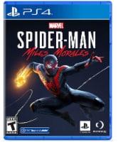 Marvel Spider-Man: Miles Morales (PS4) - 1 ct