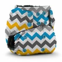 Kanga Care Rumparooz OBV One Size Pocket Cloth Diaper | Charlie (6-40lbs)