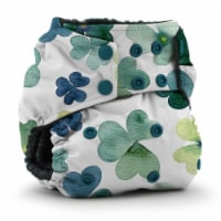 Kanga Care Rumparooz OBV One Size Pocket Cloth Diaper | Clover (6-40lbs) - One Size