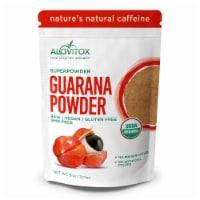 Certified Organic Guarana Seed Powder 16 Oz - Natural Caffeine Energizing Superfood - Each