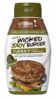 Kitchen Accomplice Applewood Smoke Wicked Juicy Burger Turkey Stock Concentrate