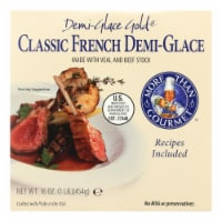 More Than Gourmet - Demi Glace Gold Clssc Frnc - Case of 4 - 16 OZ - Case of 4 - 16 OZ each