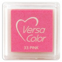VersaColor Pigment Mini Ink Pad-Pink - 1