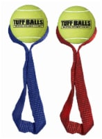 PetSport USA Mini Fetch Me Fido Tuff Balls for Dogs