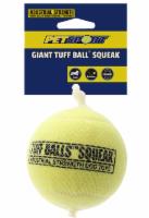 Petsport 4 Inch Giant Tuff Balls Squeak Dog Toy