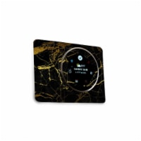 MightySkins NETH-Black Gold Marble Skin for Nest Thermostat - Black Gold Marble