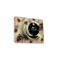 MightySkins NETH-Pine Collage Skin for Nest Thermostat - Pine Collage - 1