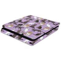 MightySkins SOPS4SL-Cat Chaos Skin for Sony PS4 Slim Console, Cat Chaos - 1