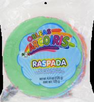 Obleas Arcoiris Rasada