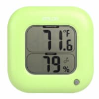 Baldr TH0323GR1 Thermo Hygrometer, Green - 1