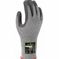 Showa Coated Gloves,Gray,S,PR  346S-06 - 1