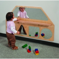 Wall Mirrors With Pull Up Bar - 1