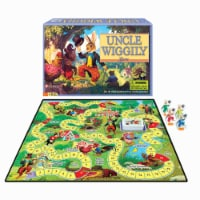 Winning Moves Games Uncle Wiggily Board Game