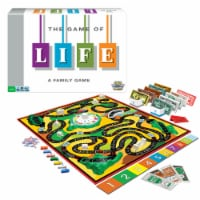 Winning Moves Games The Game of Life Classic Edition Board Game