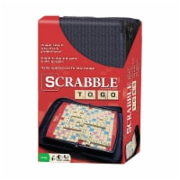 Winning Moves Games Scrabble To Go Travel Game