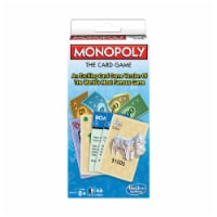 Winning Moves Games Monopoly: The Card Game