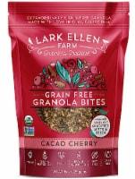Lark Ellen Farm  Organic Grain Free Granola Bites Gluten Free   Cacao Cherry