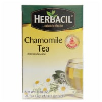 Herbacil Chamomile Tea Bags 25 Count