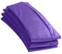 Trampoline Replacement Safety Pad Fits for 10 FT. Round Frames  - Purple