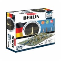 4D Cityscape Berlin Germany Time Puzzle
