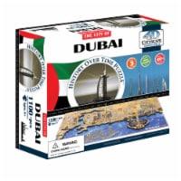4D Cityscape Dubai UAE Time Puzzle