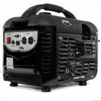2000W Generator Gas-Portable Quiet RV Camping 4-Stroke, Black - 1 Unit