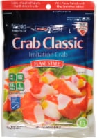 Trans-Ocean Crab Classic Flake Style Imitation Crab