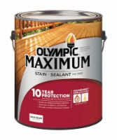 Olympic® Maximum® White Base 2 Stain and Sealant - 1 gal