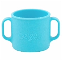 Green Sprouts  Learning Cup-Aqua-12mo+