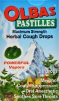 Olbas Pastilles Hebral Cough Drops