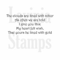 Lavinia Stamp - Silver Lining - 1