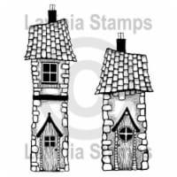 Lavinia Stamps - Bella\'s House - 1