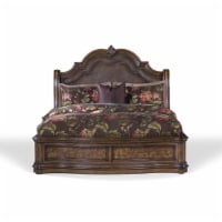 Home Fare San Mateo Queen Bed - 1