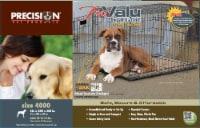 Precision Pro Valu 1-Door Dog Crate