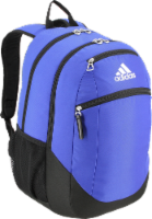 adidas Striker II Backpack - Bold Blue/Black/White