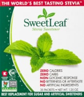 Sweet Leaf Sweetener Packets