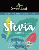 Sweetleaf Natural Stevia Sweetener Packets