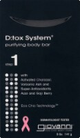 Giovanni D:tox System Purifying Body Bar