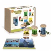 Guidecraft Treasure Tubes - Primary ,Primary