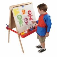 Kaplan Early Learning Floor Style Adjustable Height Art Easel