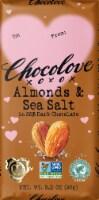 Chocolove Almonds & Sea Salt in Dark Chocolate Candy
