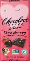 Chocolove Strawberry in Dark Chocolate Candy Bar