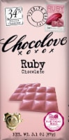 Chocolove Ruby Cacao Chocolate Bar