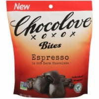 Chocolove Espresso Dark Chocolate Bites