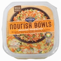 Mann's Nourish Bowls Sesame Sriracha Veggies & Rice Meal - 12 oz
