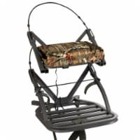 Summit Openshot 81115 SD Self Climbing Treestand for Bow & Rifle Deer Hunting